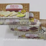 durian snack LIPO Durian biscuit in bulk with 100g box packing