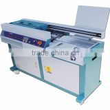 competitive factory price 55H-A4 55mm hot glue booking bind machine