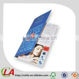 Company Advertising Custom Flyer Printed Double Size