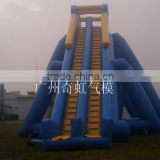 Aeor 2015 New design Giant inflatable city slide for sale/1000 ft slip n slide inflatable slide the city