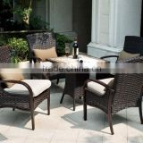 cheap and durable outdoor rattan furniture set