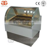 High Quality Ice Cream Display Cabinet/Ice Cream Showcase Freezer Machine                                                                         Quality Choice