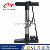 Short multi-function cycle bike pump / price of hand pump CO2 / auto portable bicycle pump hose