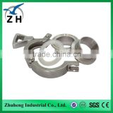 High quality food grade pvc pipe fitting saddle clamp