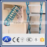 retractable stairs, electric lift ladder