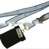 Badge lanyard with Reflective Tape with KH-P For Protection Work