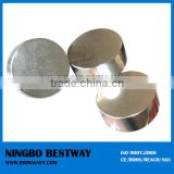 D45x15 magnets for water treatment/stop magnet/Huge neodymium Cylinder Magnet with high Quality