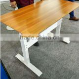 Computer table Height adjustable desk hardware with great price