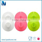 Multifunction Silicone Tea Bag Buddy Cup Cover Lip