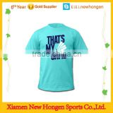high quality custom team badminton clothing/shirts/jerseys wholesale