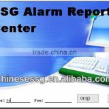 alarm monitoring New GSM wireless home burglar alarm system support IP alarm camera alarm & video central monitoring also