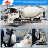 2016 HOT SALE More powerful15m3/h Cement equipment&widely used vehicle concrete mixer pump