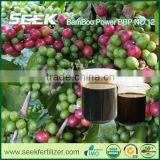 Natural liquid soil amelioration phosphorus fertilizer