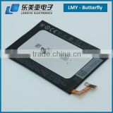 GB/T18287 Top Quality BL83100 Rechargeable Li-ion Battery for HTC Butterfly X920e X920d DNA HTL21