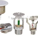 fire fighting equipment list Types of Fire Sprinkler heads prices