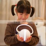 cute lovely led touch clip lamp kids gift lamp usb charger table usb led nail lamp led stick touch lamp