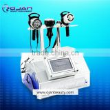 Body Slimming Machine Promotion Ultrasonic Cavitation+Monopolar Body Contouring RF+Tripolar RF+Vacuum Liposuction System