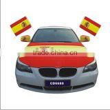 Car Engine Hood Cover Flag With Custom Designs