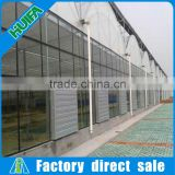 Large Size and Multi-Span Agricultural Greenhouses Type uv coating polycarbonate greenhouse