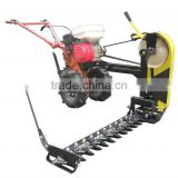 hand operated tractor/harrow/hand rotary with kama engine