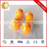 Plastic blister package apple tray/fruit boxes
