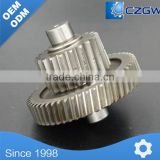 High Precision and High Efficiency Steel and Casting Spare Parts Automobile Parts to Hobbing Gear