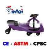 Hot Selling Sintai Baby Wiggle Car/Plasma Car for New Year