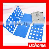 UCHOME Factory Wholesale Adult Size Shirt Clothes Folding Board, Flip Fold Clothes Folder