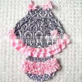 Adorable 100% cotton baby clothing( NO MOQ)