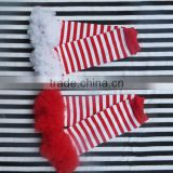 wholesale -girls leggings childrens kinds ruffle leg warmers polka leggings socks tights warm