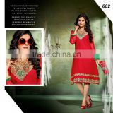 Party Wear Georgette Kurtis
