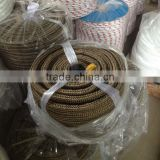 high quality braided basalt fiber square sealing rope