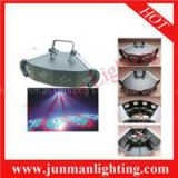 256pcs 5mm LED 4 Head Light Effect Party Lights LED
