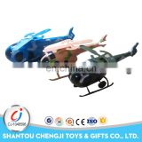China manufacture plastic pull string toy mechanism pull line helicopter