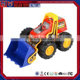 New design puzzle summer beach excavator toy car for kids
