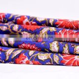 Indian 2017 Hand Block Cotton Fabric Crafting Dressmaking Sewing Fabric By Meter