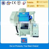 china high quality used small shot blasting machine make tap