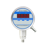 Intelligent digital electric contact pressure controller gauge
