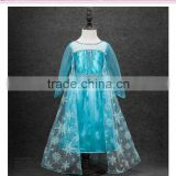frozen elsa costume queen birthday party flower girl dress patterns for sale                                                                         Quality Choice