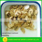 Wholesale High Quality cooked canned mushroom PNS                                                                         Quality Choice