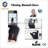 Bluetooth Work Glove handsfree Touch screen tips Can talk while working Vibration to remind phone calls