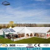 Alibaba china supplier aluminum structure outdoor tent marquee, roof top tent for party catering