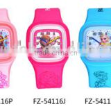 Watches brands silicone watch casual kid waterproof fashionable watches child watch FZ-54116