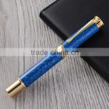 china factory made high good quality dark blue fountain roller pen