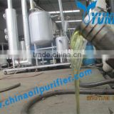 Factory Direct Sale Vacuum Distillation System Waste Engine Oil To Diesel Fuel Oil Plant