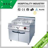 electric bain marie food warmer with cabinet
