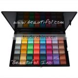 Super fine! 48 color baked powder eyeshadow, natural and mineral eye shadow palette, glitter cosmetics pigment