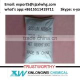 Sodium Nitrite &Sodium nitrate with high quality and competitive price