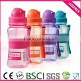 Tritan 400ml with straw baby suitable 600ml water bottle