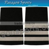 Pilot Epaulette Captain Epaulette One Two Three Four Silver Bars